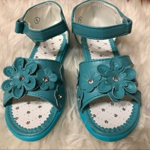 Other - Blue sandals size 1